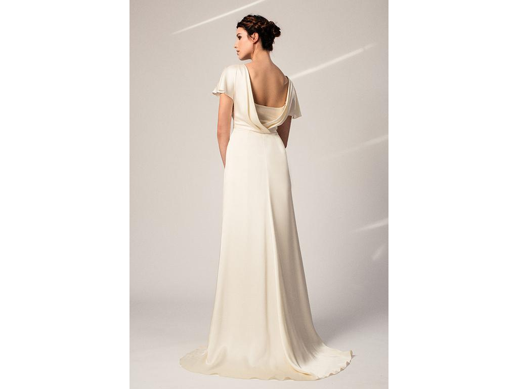 Temperley london georgia 1 200 size 10 sample wedding for Temperley london wedding dress sale