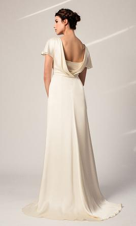 Temperley london georgia 1 050 size 10 sample wedding for Wedding dresses london sale