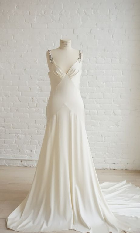 Temperley london celine 1 200 size 8 sample wedding for Temperley london wedding dress sale