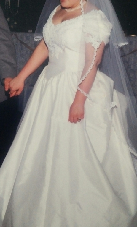Priscilla of Boston Princess Point Ball Gown, $295 Size: 12 | Used ...