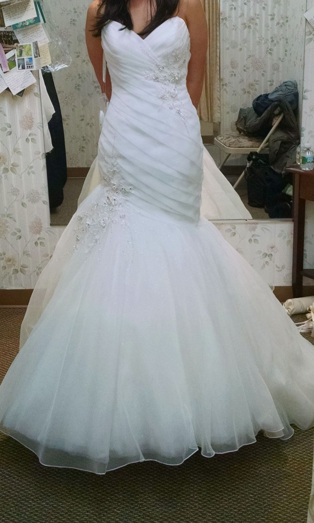 Sophia Tolli 91Delly, $1,000 Size: 4 | New (Altered) Wedding Dresses