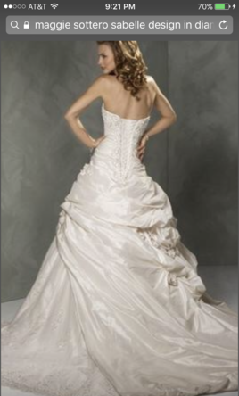 Pin It Add To Maggie Sottero Sabelle 8