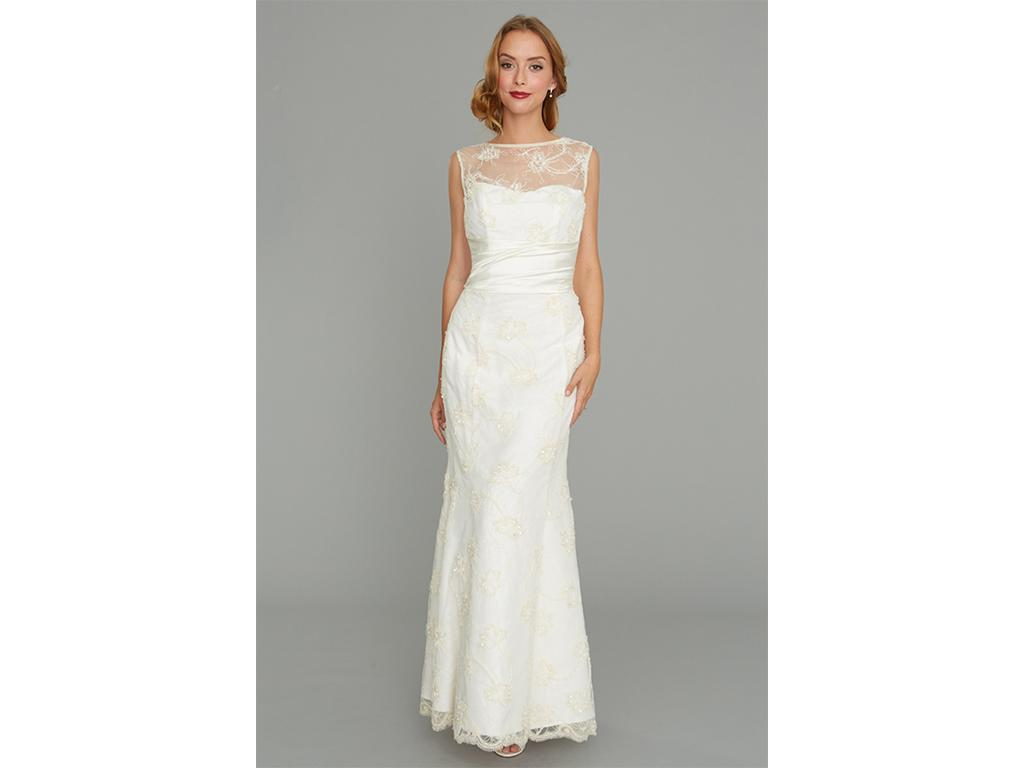 Siri 9191 buchanan bridal gown 1 113 size 6 sample for Previously worn wedding dresses for sale