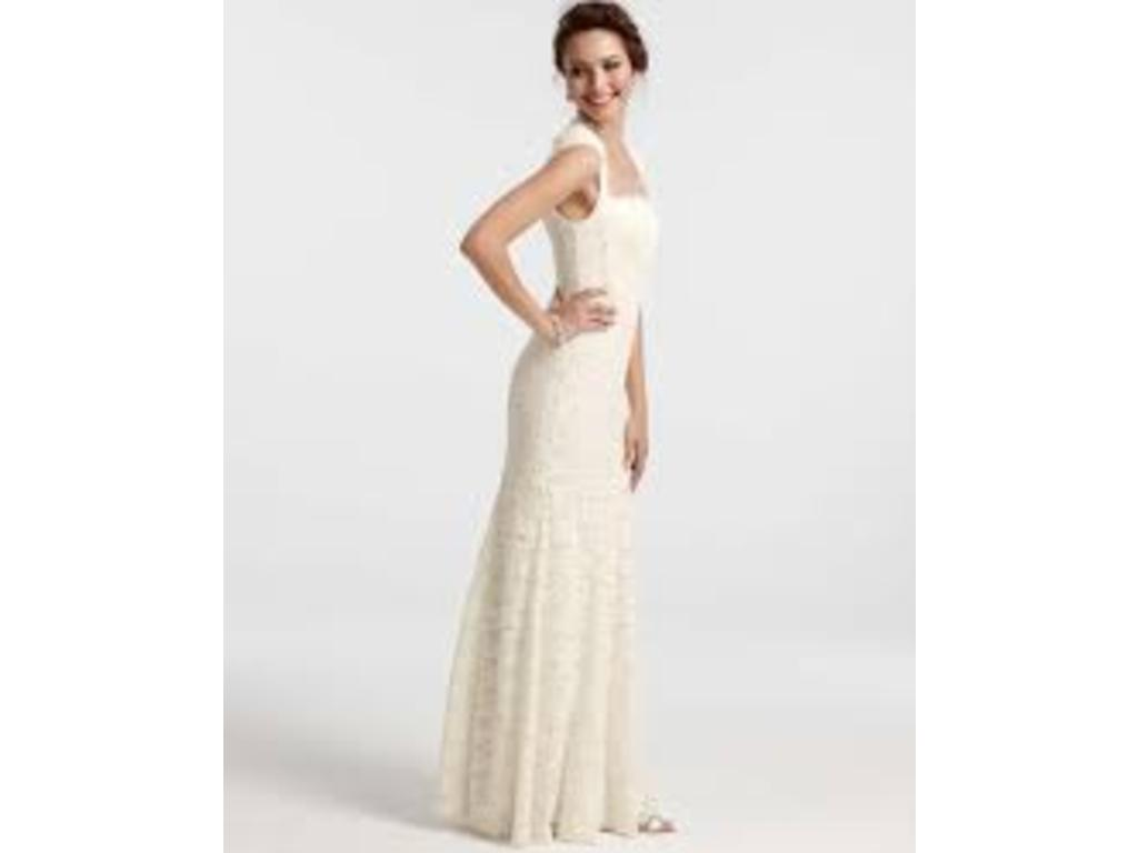 Ann Taylor Isabella , $200 Size: 6 | Used Wedding Dresses