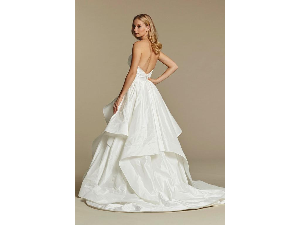 Hayley paige apollo 1602 1 290 size 12 sample wedding for Hayley paige wedding dress prices