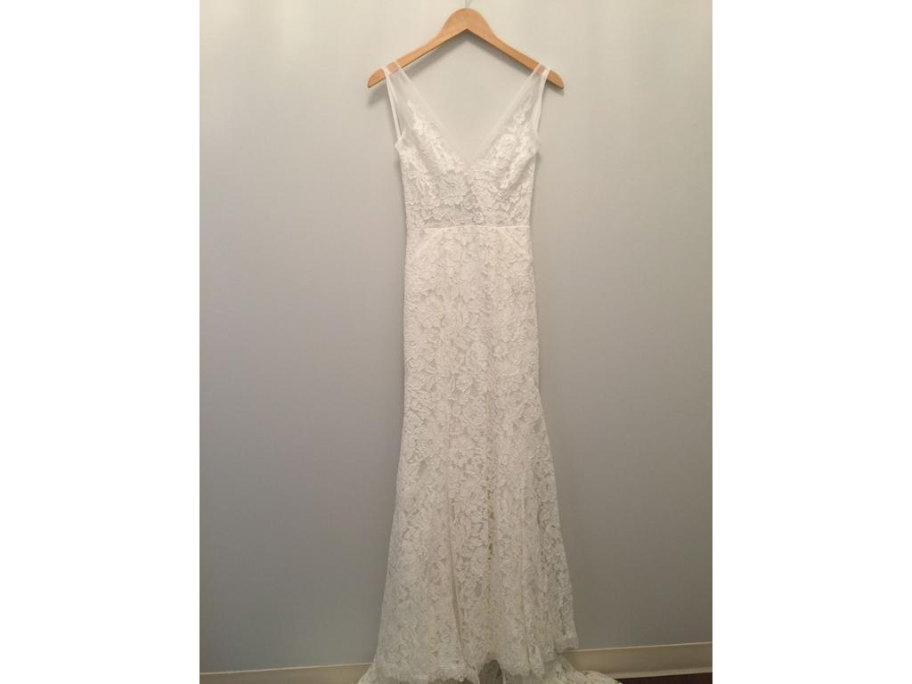 Other made with love frankie 900 size 10 new un for Made with love wedding dresses