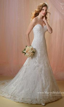 Mary's Bridal F16-6495 Couture 14