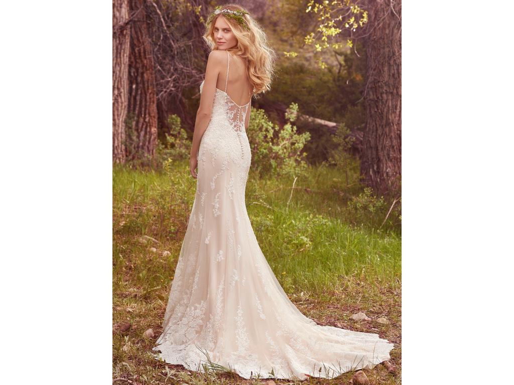 Maggie sottero nola 950 size 8 new un altered for Who sells maggie sottero wedding dresses
