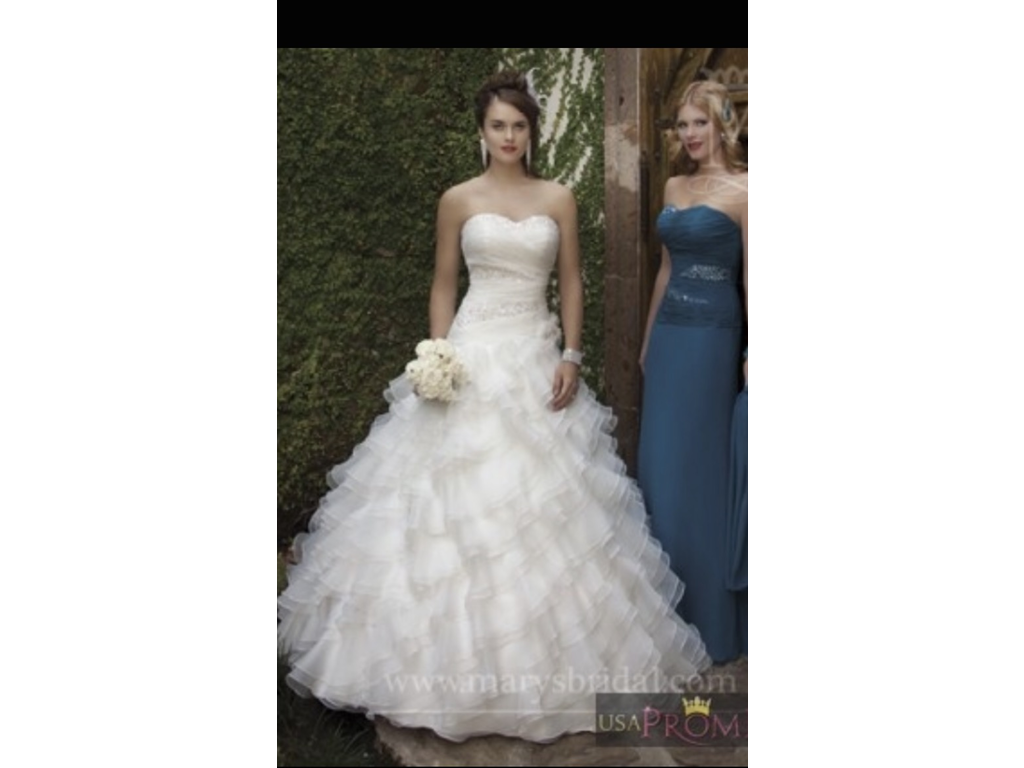 Wedding Dresses For USD 800 : Mary s bridal wedding dress currently for sale at off retail
