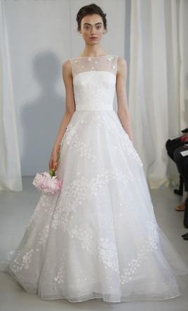 Angel Sanchez Wedding Dresses For
