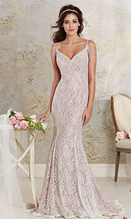 Lace Bridesmaid Dresses Alfred Angelo