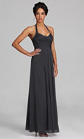 Pin It Other Js Collections Bridesmaid Halter Gown 03966322 8