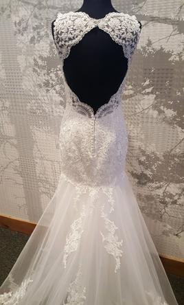 Jacquelin Exclusive 19065, $599 Size: 8 | New (Un-Altered) Wedding ...