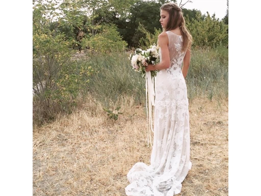 Claire pettibone wedding dresses for sale preowned wedding dresses claire pettibone ombrellifo Choice Image