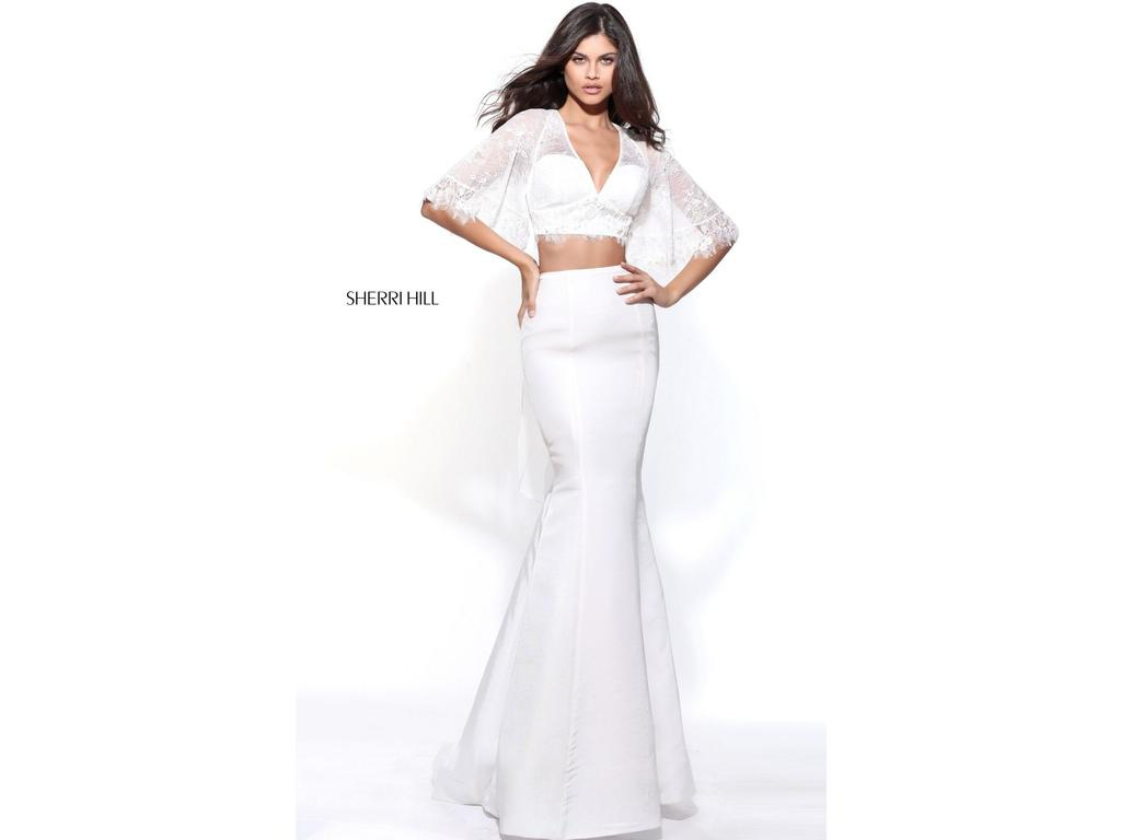 Other Sherri HIll 50877, $298 Size: 4 | New (Un-Altered) Wedding ...