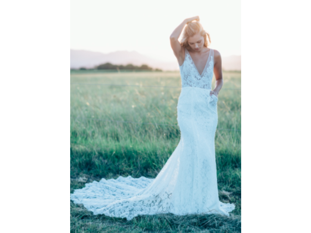 Other made with love frankie 1 699 size 8 new un for Made with love wedding dresses