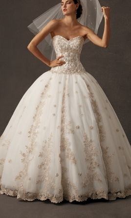 Eve of Milady 315 5500 Size 4 New Un Altered Wedding Dresses