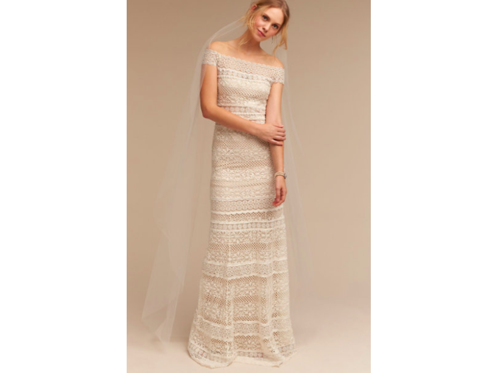 Wedding Dresses For USD 800 : Tadashi shoji eira wedding dress currently for sale at off retail