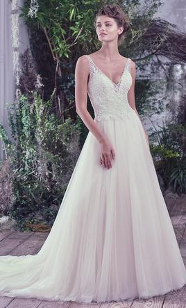 782a547d910 Maggie Sottero Jovanna 450 Size 12 Sample Wedding Dresses