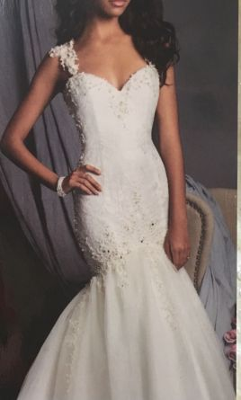 Alfred Angelo 2523 10