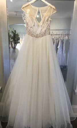 28a32f0b0b3a3 Hayley Paige Blush Style 1703 Val, $1,090 Size: 12 | Sample Wedding ...