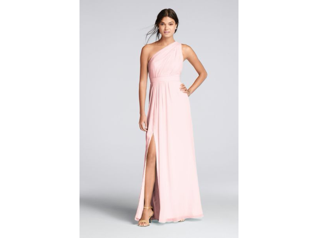 Buy and sell once-worn designer bridesmaid and bridal party dresses!
