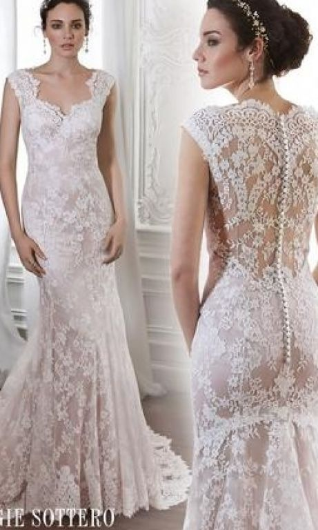 Maggie Sottero Londyn, $499 Size: 12 | New (Un-Altered) Wedding Dresses