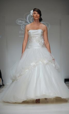 Alfred Angelo 211 Disney Princess Snow White 399 Size 8 New Un Altered Wedding Dresses