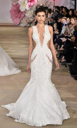 Ines di santo vision 7 800 size 6 used wedding dresses for Ines di santo wedding dresses prices
