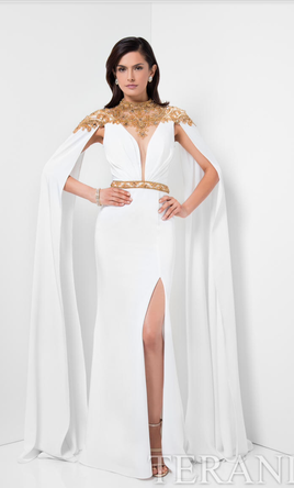 Other Terani Couture 1713M3468 500 Size 18