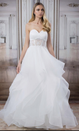 Pnina tornai 2500 size 12 sample wedding dresses junglespirit Images