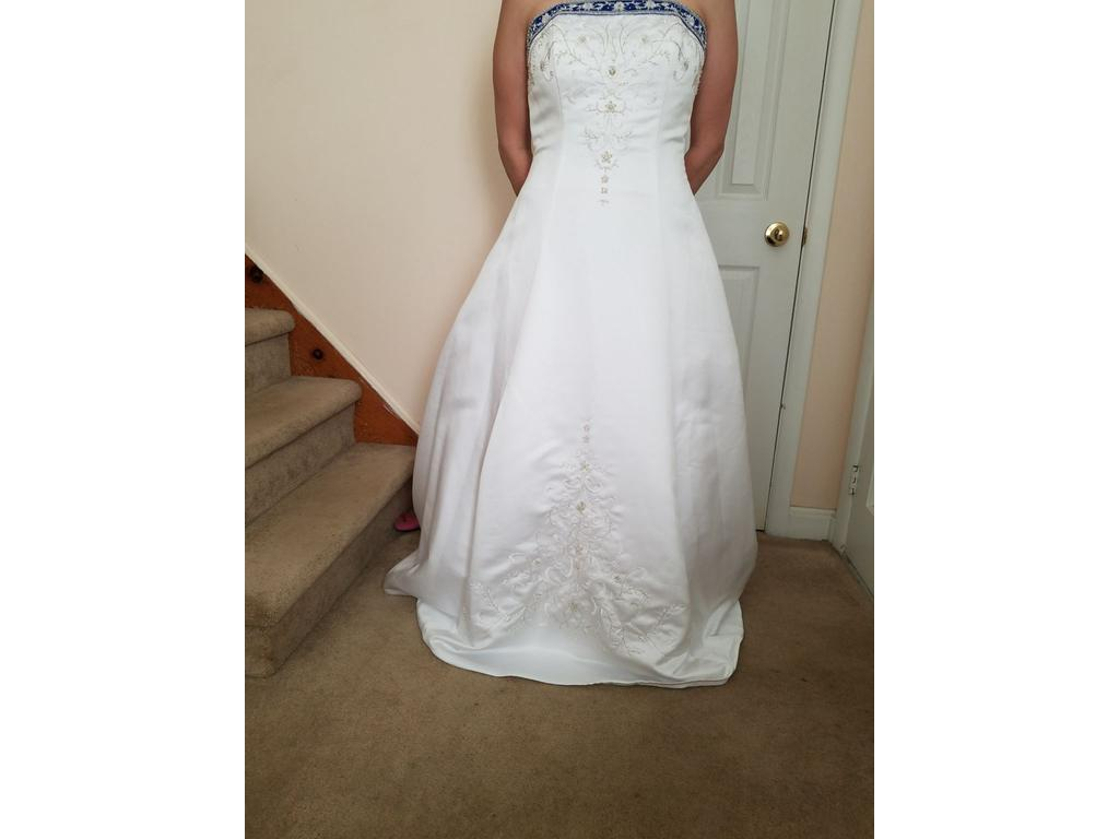Pin It · Alfred Angelo 1516 14: Wedding Dresses Alfred Angelo Style 1516 At Websimilar.org
