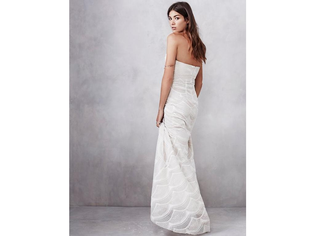 Other Stone Cold Fox Gown, $650 Size: 2 | New (Un-Altered) Wedding ...