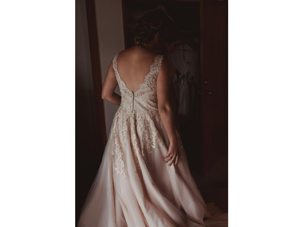 Bhldn mckinley 1 450 size 18 used wedding dresses for Bhldn used wedding dresses