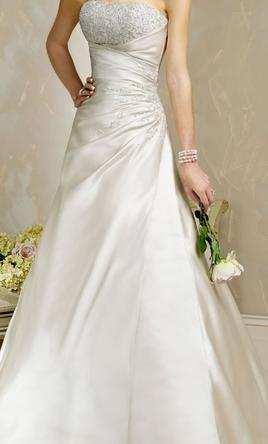 Maggie Sottero Adelaide A3157 350 Size 10 New Un Altered Wedding Dresses
