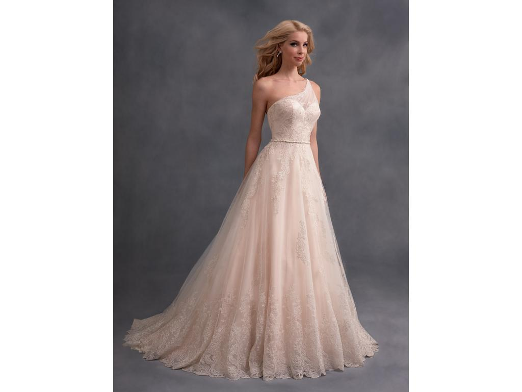 Lace Wedding Dress Alfred Angelo Ficts