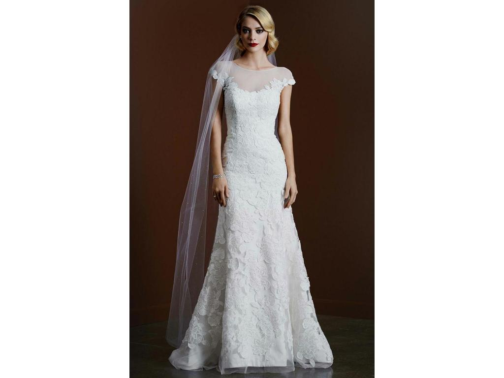 Galina SWG561, $365 Size: 4 | New (Un-Altered) Wedding Dresses