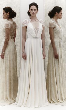 Jenny packham dentelle 1500 size 8 used wedding dresses junglespirit Choice Image