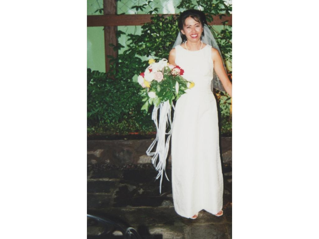 Other Wedding Gown w/detachable train, $400 Size: 4 | Used Wedding ...