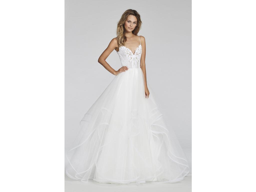 Hayley Paige Pepper, $2,150 Size: 8 | New (Un-Altered) Wedding Dresses
