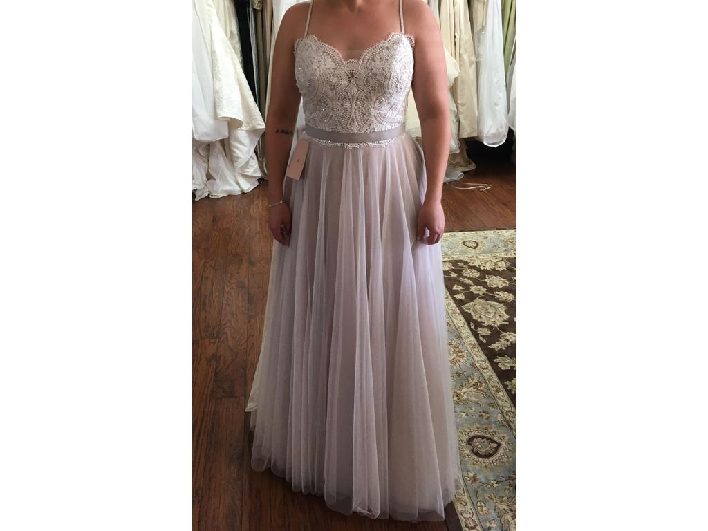Bhldn nina 450 size 8 used wedding dresses for Bhldn used wedding dresses