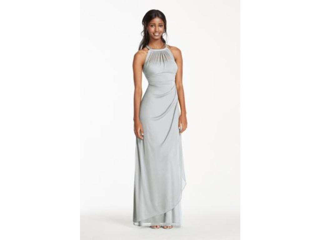 Davids Bridal F15662 Size 4 Bridesmaid Dresses