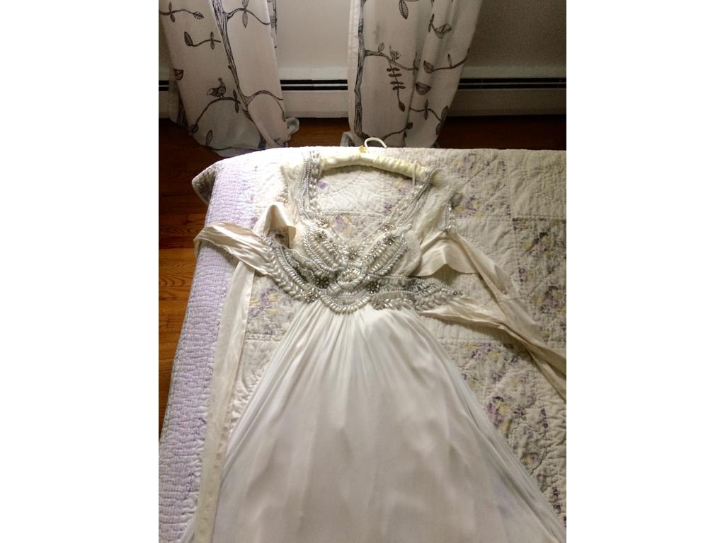 Anna Campbell Coco, $1,350 Size: 8 | Used Wedding Dresses