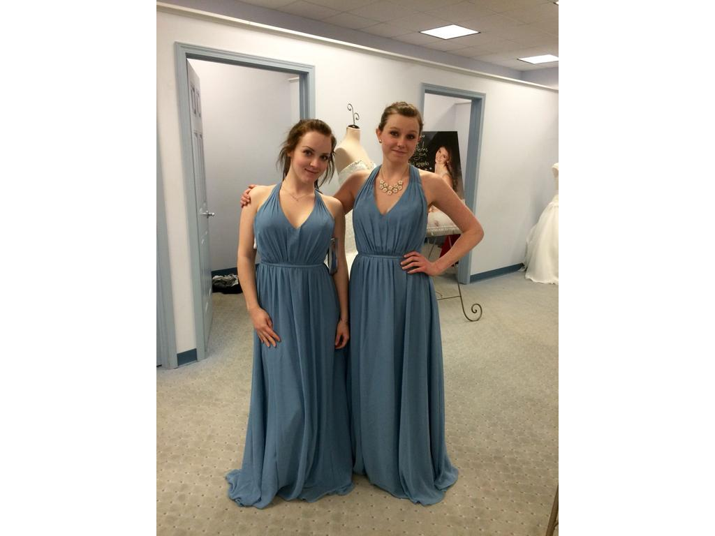 Alfred angelo 7333l size 14 bridesmaid dresses for Once owned wedding dresses