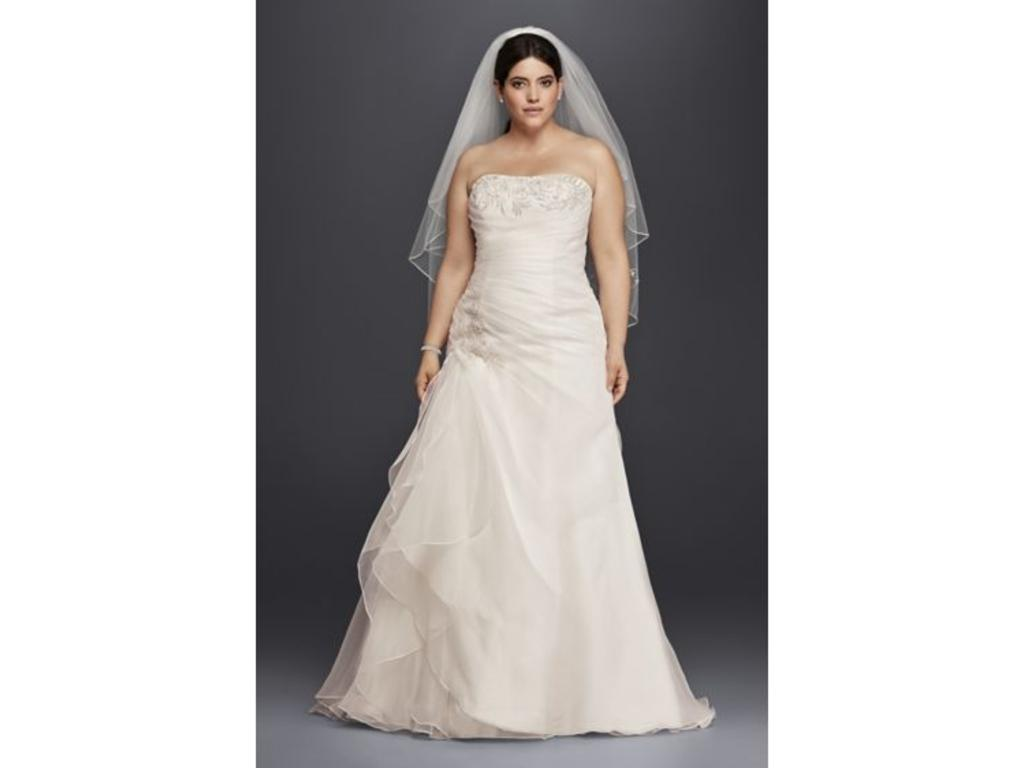 Plus size wedding dresses for sale used discount wedding for Used cheap wedding dresses for sale