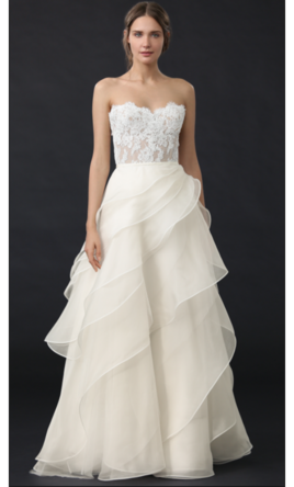Reem acra wedding dresses for sale preowned wedding dresses reem acra junglespirit Choice Image