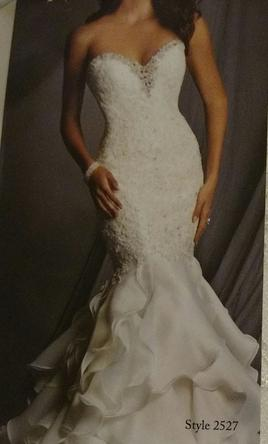 Alfred Angelo 2527 16