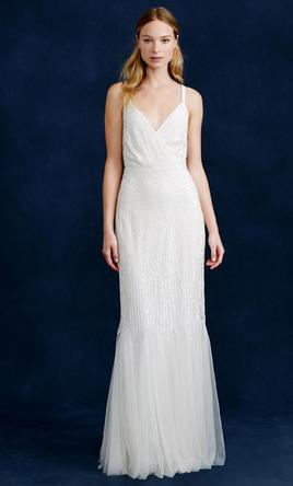 J. Crew Harper, $750 Size: 2 | Used Wedding Dresses