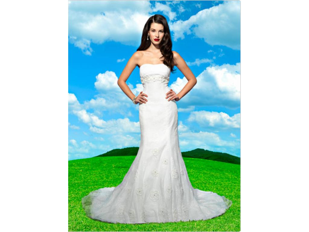 Kirstie Kelly $199 Size: 12 | Sample Wedding Dresses