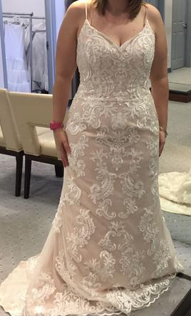 Alfred Angelo 8566 16